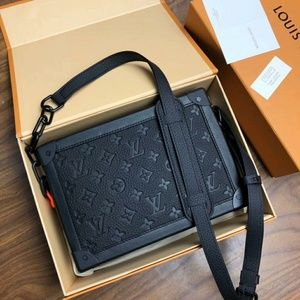 Louis Vuitton Soft Trunk Bag Check Description